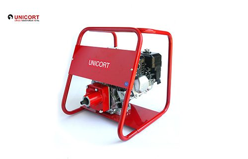 GEMEC - Unicort - Vibradores - Motor Gasolina- Regla y Vibrador