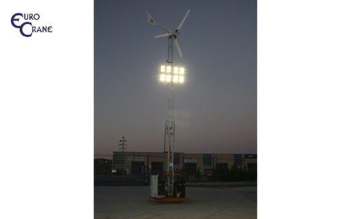 Gemec - Eurocrane - Torre Hibrida