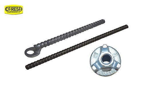 Gemec - Cofresa - Los 3 accesorios